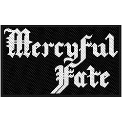 Mercyful Fate Standard Patch: Logo (Retail Pack)