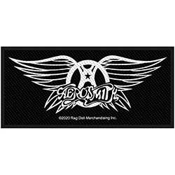 Aerosmith Standard Patch: Logo (Retail Pack)