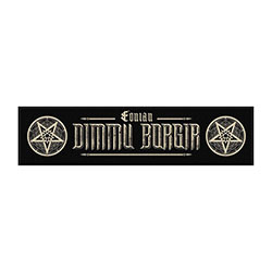 Dimmu Borgir Super Strip Patch: Eonian (Retail Pack)