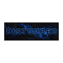 Disturbed Super Strip Patch: Blue Blood