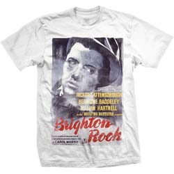 StudioCanal Men's Tee: Brighton Rock