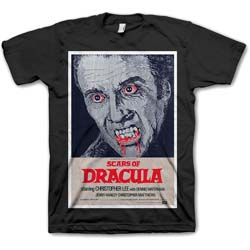 StudioCanal Men's Tee: Scars of Dracula