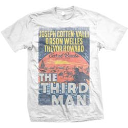 StudioCanal Men's Tee: The Third Man