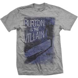 StudioCanal Men's Tee: The Villain