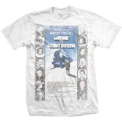StudioCanal Men's Tee: Murder on the Orient Express