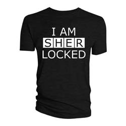 Sherlock Men's Tee: I am Sherlocked