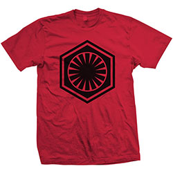Star Wars Unisex Tee: Episode VII First Order
