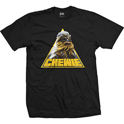 Star Wars Men's Tee: Solo Tri Chewie