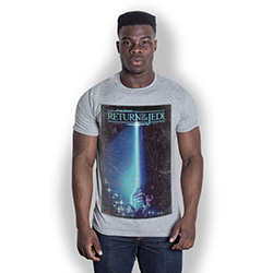 Star Wars Unisex Tee: Return of the Jedi Sabre