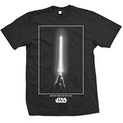 Star Wars Men's Tee: The Force