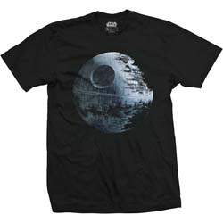 Star Wars Unisex Tee: Death Star
