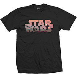 Star Wars Men's Tee: Tatooine Logo