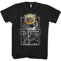 Sublime Unisex Tee: 25 Years