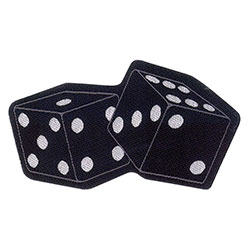 Generic Standard Patch: Dice (Loose)
