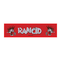 Rancid Super Strip Patch: Mohawk (Loose)