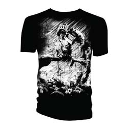 2000 AD Unisex Tee: Judge Death by Frazer Irving