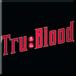 True Blood Fridge Magnet: Drink Logo