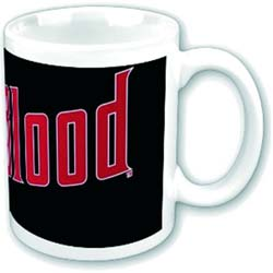 True Blood Boxed Standard Mug: Drink Logo