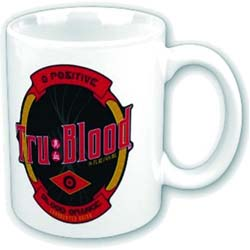 True Blood Boxed Standard Mug: Bottle Label