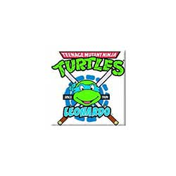 Teenage Mutant Ninja Turtles Fridge Magnet: Leonardo
