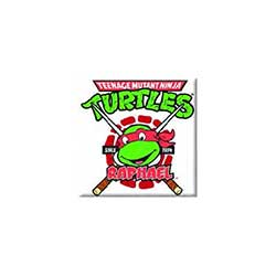 Teenage Mutant Ninja Turtles Fridge Magnet: Raphael