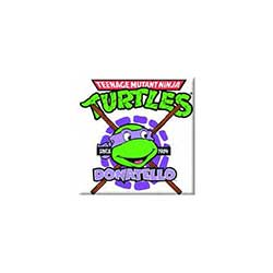 Teenage Mutant Ninja Turtles Fridge Magnet: Donatello