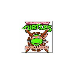 Teenage Mutant Ninja Turtles Fridge Magnet: Michelangelo