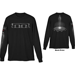 Tool Unisex Long Sleeve Tee: Spectre (Back & Arm Print)