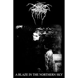 Darkthrone Textile Poster: A Blaze In The Northern Sky