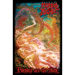 Morbid Angel Textile Poster: Blessed Are The Sick