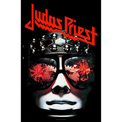 Judas Priest Textile Poster: Hell Bent For Leather