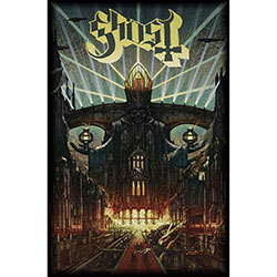 Ghost Textile Poster: Meliora