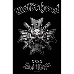 Motorhead Textile Poster: Bad Magic