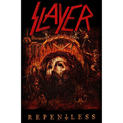 Slayer Textile Poster: Repentless