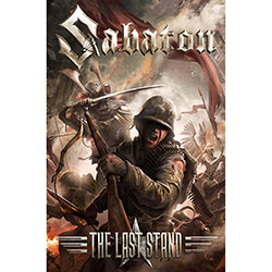 Sabaton Textile Poster: The Last Stand