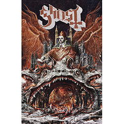 Ghost Textile Poster: Prequelle