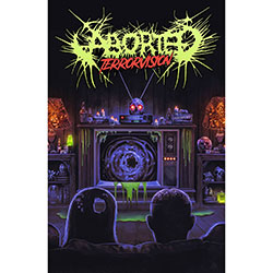 Aborted Textile Poster: Terrorvision