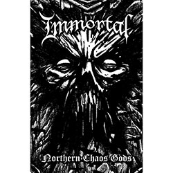 Immortal Textile Poster: Northern Chaos Gods