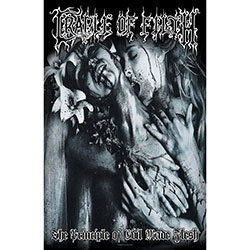 Cradle Of Filth Textile Poster: Principle Of Evil Made Flesh