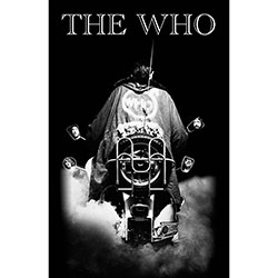 The Who Textile Poster: Quadrophenia