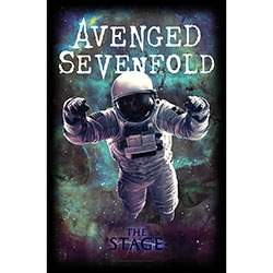 Avenged Sevenfold Textile Poster: The Stage