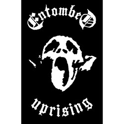 Entombed Textile Poster: Uprising