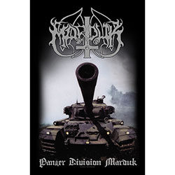 Marduk Textile Poster: Panzer Division 20th Anniversary