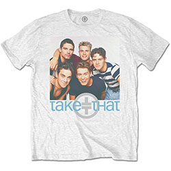 Take That Unisex Tee: Group Hug