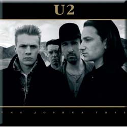 U2 Fridge Magnet: Joshue Tree