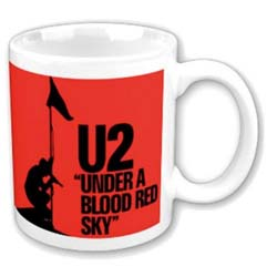 U2 Boxed Standard Mug: Under a Blood Red Sky