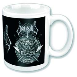 Unleashed Boxed Standard Mug: Logo