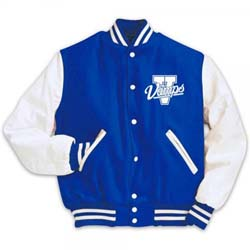 The Vamps Ladies Varsity Jacket: Team Vamps