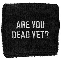 Children Of Bodom Sweatband: Are You Dead Yet? (Loose)
