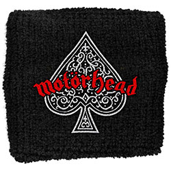 Motorhead Sweatband: Ace of Spades (Loose)